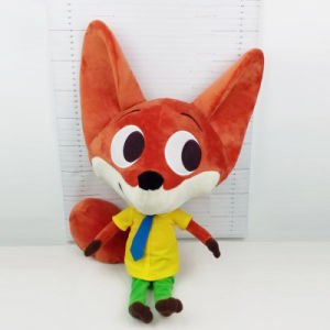 Customized Plush Toy of Fox Animal pictures & photos