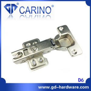 (D6) Slide on Soft Closing Bydrauliccabinet Hinge pictures & photos