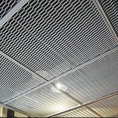 PVDF Coating Expanded Metal Aluminum Mesh Panel with Factory Price pictures & photos