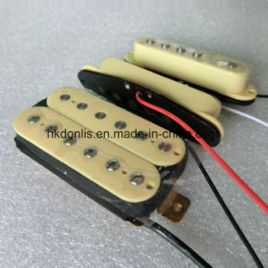 Cream Color High Output Ssh AlNiCo Electric Guitar Pickup pictures & photos