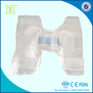 Wholesale Japanese Sap Adult Cloth Diaper for Elderly pictures & photos