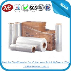 LLDPE Pallet Shrink Wrap Hand Stretch Film pictures & photos