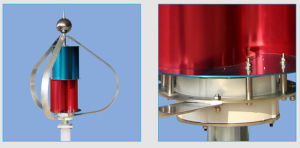 Competitive Price Wind Tubine Generator pictures & photos