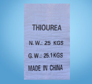 Thiourea (In agriculture and industry) pictures & photos