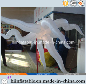 2015 Hot Selling Lighting Inflatable Star with LED Bulb 004 for Party, Event Decoration