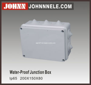 ABS Plastic Junction Box Enclosure Electronic pictures & photos