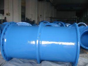 Split Puddle Flanges of Ductile Iron  ISO2531/ En545/ En598/ En1092-2/ GOST pictures & photos