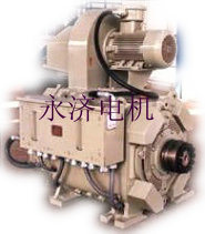 DC Oil Drilling Motor