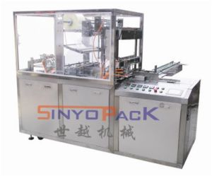 Adjusted Cellophane Tri-Dimensional Overwrapping Machine (SY-2000) pictures & photos