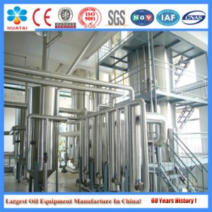2015 China Huatai Brand Cotton Oil Refinery Project / Crude Cotton Oil Refining Equipment Plant with Advanced and Professional Design
