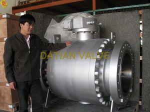Big Size Trunnion Ball Valve (Q347F/H)