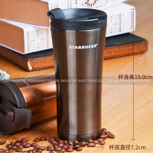 Stainless Steel Starbucks Travel Flask pictures & photos