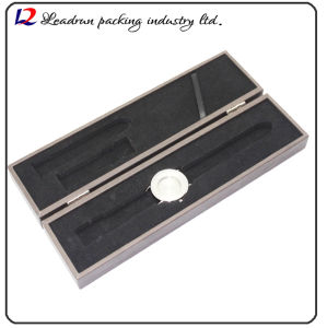 Leather Watch Case Packing Box for Watchband Watch Strap Accessories Pocket Watch (Sy0160) pictures & photos