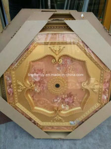 Luxury European Design PS Medallion for Ceiling Decoration pictures & photos