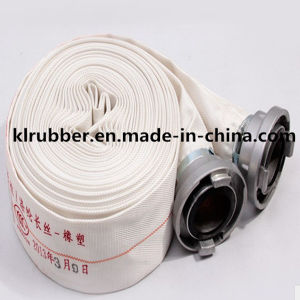 High Strength PU Fiber Reinforced Fire Hose pictures & photos