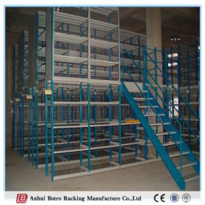Steel Security Doors, Heavy Duty Adjustable China Storage Mezzanine pictures & photos