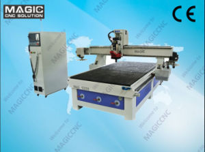 CNC Router Machine with Atc Tool Changer Changer
