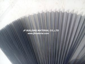 Fiberglass Plisse Mosquito Mesh Pleated Mosquito Screen pictures & photos