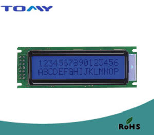 16X2 Positive Stn Character LCD Module with Backlight pictures & photos
