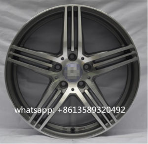 Aluminum Car Alloy Amg Wheel Rims for Benz pictures & photos