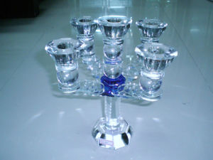 Glass Candle Holder pictures & photos