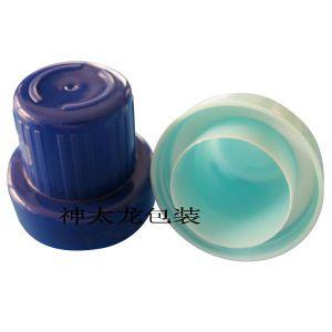 Plastic Push Pull Bottle Cap pictures & photos