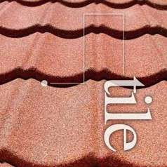 Colorful Stone Coated Metal Roofing Tile/ Steel Roofing Tile