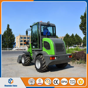 Chinese Mini Radlader 800kg Wheel Loader with Pirce pictures & photos