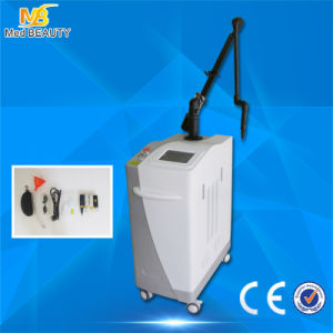Eo Q-Switched ND: YAG Laser for Tattoo Removal (C8) pictures & photos