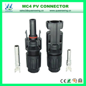 Mc4 Solar PV Connector for Solar Panel System pictures & photos