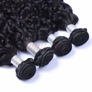 100% Virgin Brazilian Remy Hair Weft, Human Hair Weave (SL-HE7A002) pictures & photos