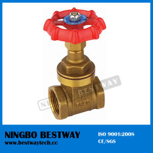 Forged Brass Gate Valve Manufacture (BW-G05) pictures & photos
