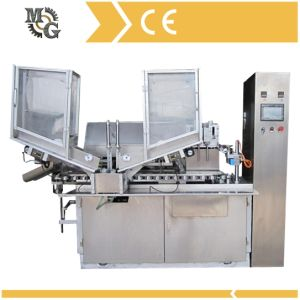 Automatic Shoe Polish Filling Packing Machine pictures & photos