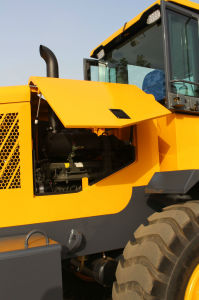 Hot Sale 3ton Wheel Loader Farming Machinery pictures & photos