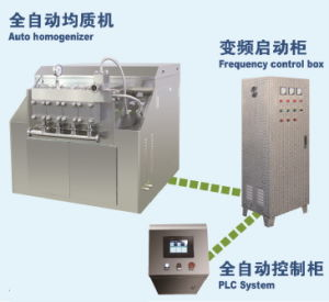 High Pressure Milk Automatic Homogenizer (JZH8000-30) pictures & photos