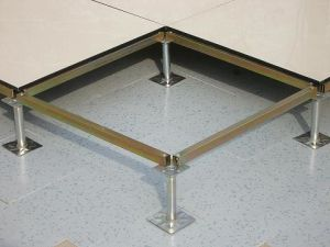 Anti-Static Steel Raised Floor with Ceramic Tile