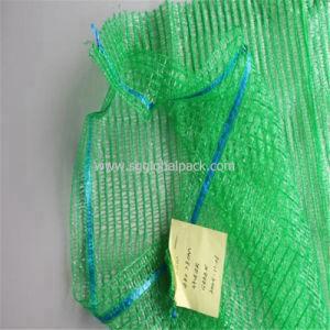 Chinese Manufacture Agricultural PE Circular Raschel Orange Bag pictures & photos