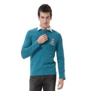 Customized Men′s Fashion Polo Shirt