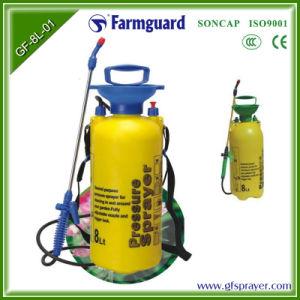 8L Garden Sprayer Knapsack Sprayer (GF-06)