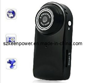 Mini Portable Digital Sports Camera Video Recorder Voice Activated Lens pictures & photos