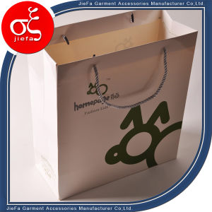 Custom Paper Clothes Packing Bag for Promotion pictures & photos