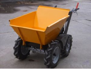 Muck Truk Dumper Barrow with Wheels pictures & photos