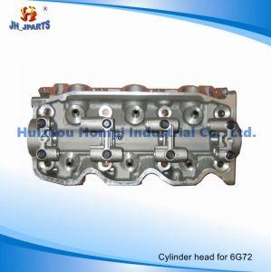 Engine Cylinder Head for Mitsubishi 6g72 6g74 Lh/Rh 6g73 6D16 pictures & photos