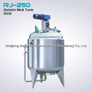 Gelatin Melt Tank (RJ-250) to Match Softgel Encapsulation Machine pictures & photos