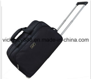 Top Quality Wheeled Trolley Duffel Luggage Travel Bag Suitcase (CY9928) pictures & photos