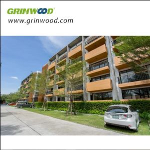 Grinwood Building Material WPC Hollow Wall Cladding pictures & photos