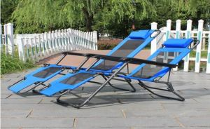 Folding Chair/Folding Bed with Mesh for Two Usages (ET-CHO103-JW) pictures & photos
