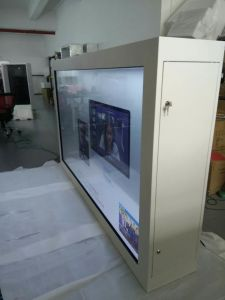 19inch Transparent LCD Display for Advertising pictures & photos