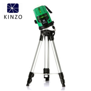 Measuring Instruments Modular Laser Level 4V1h with High Strong Green Line pictures & photos