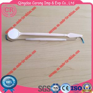 Plastic Mouth Mirror Disposable Dental Mirror pictures & photos